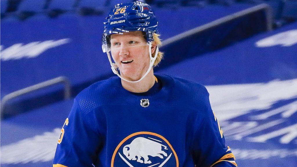 Dahlin med första poängen – ny seger för Buffalo