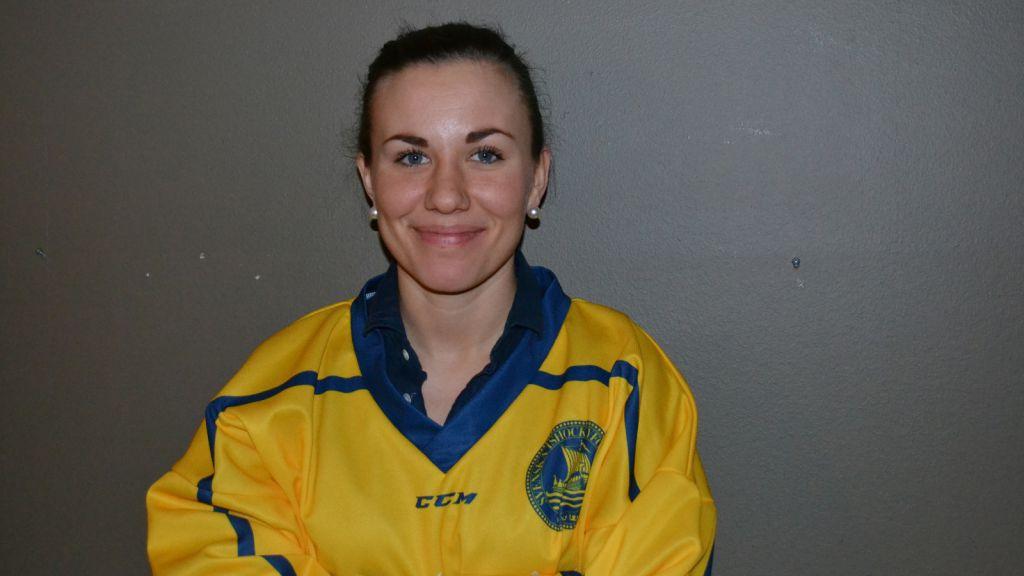 Anna Kjellbin.