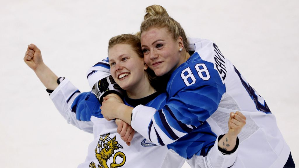 Åtta SDHL-spelare med i finska VM-truppen