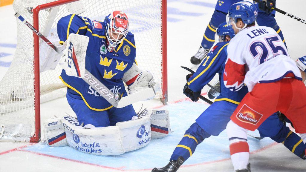 Lars Johansson brukar imponera.