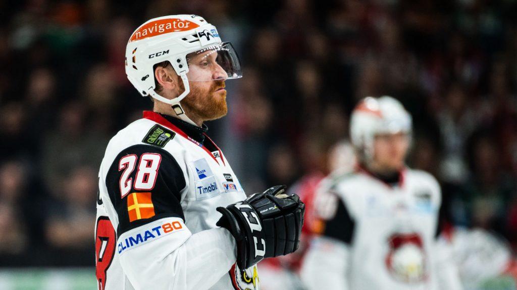 Jens Olsson mådde dåligt efter uppbrottet med Malmö.