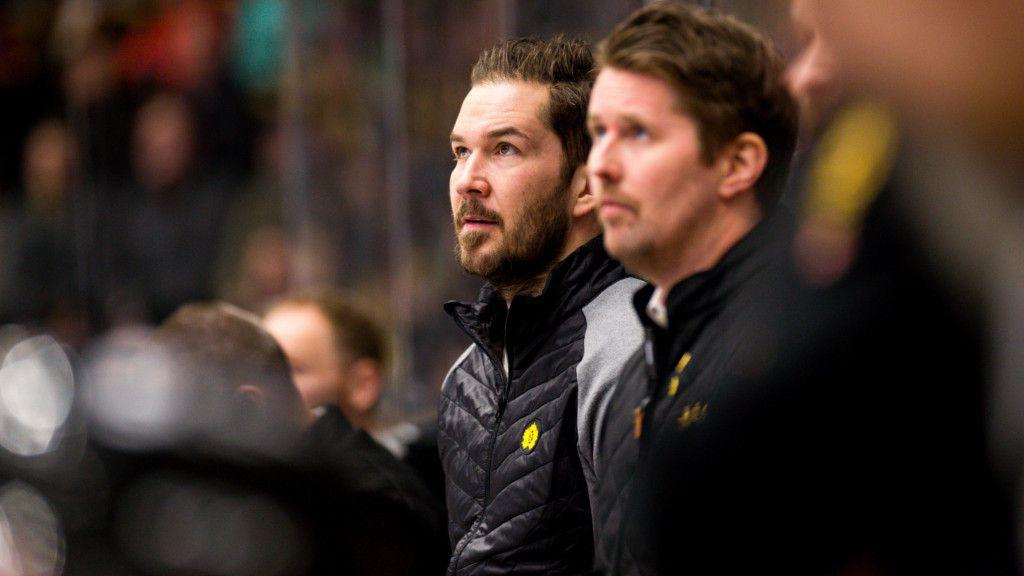 Jimmie Ericsson har tidigare stått på tränarbänken för Skellefteå.