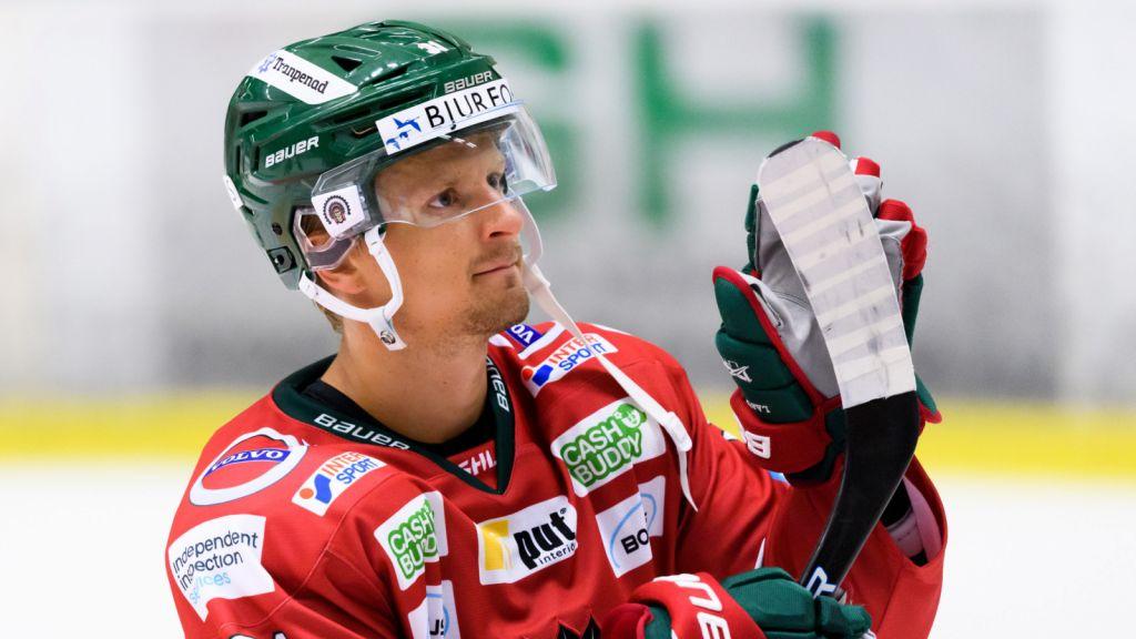 Nicklas Lasu blir assisterande kapten i Frölunda.