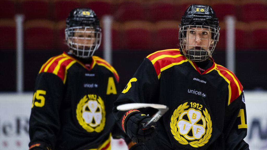 Brynäs är serieledare – efter målkavalkad