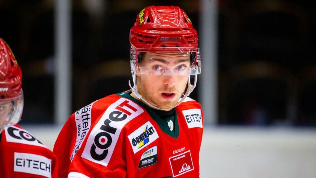 Johan Forsberg.