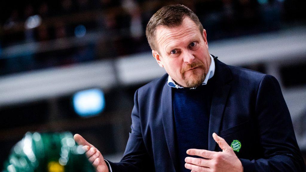 Joakim Fagervall coachade Löven till ny seger.