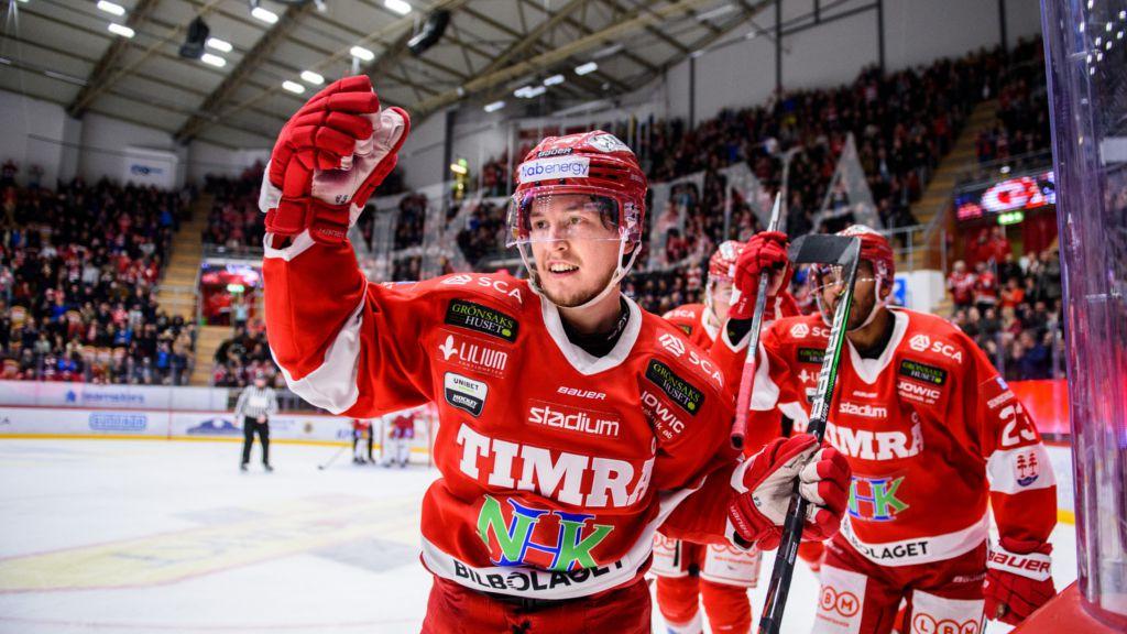 Lämnade Timrå – klar för sin tidigare klubb