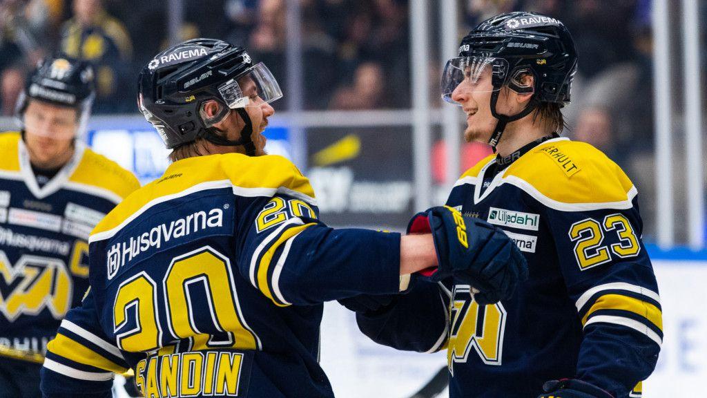 """Ovisst kring HV71:s NHL-lån: """"Inga besked"""""""