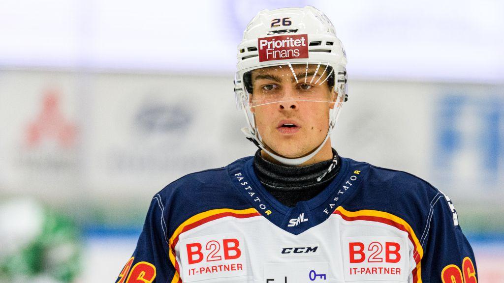 Alex Brännstam lånas ut till Södertälje