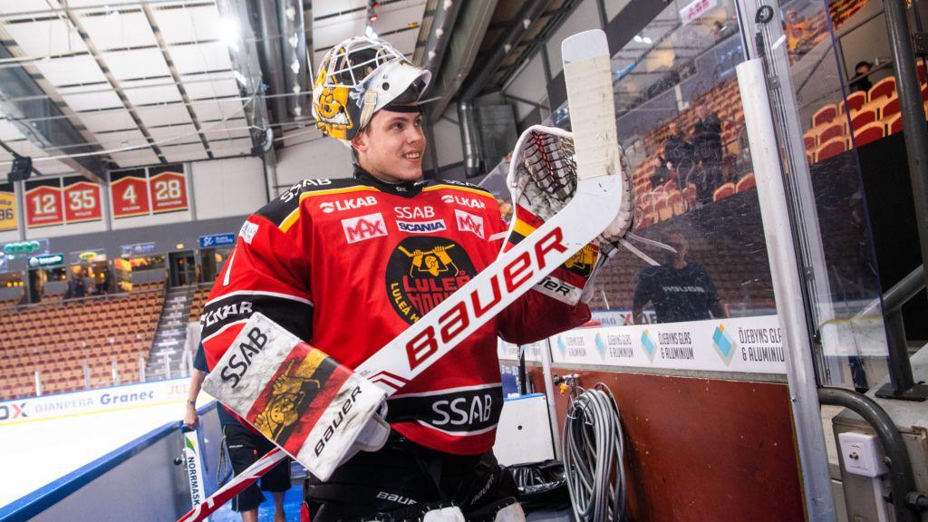 Jesper Wallstedt.