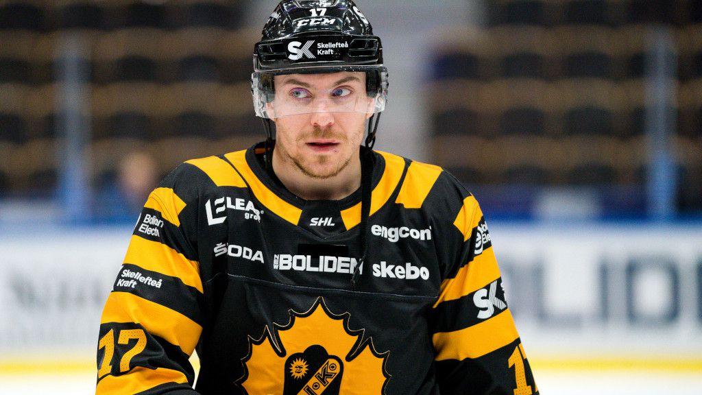 Pär Lindholm lämnar Skellefteå AIK.