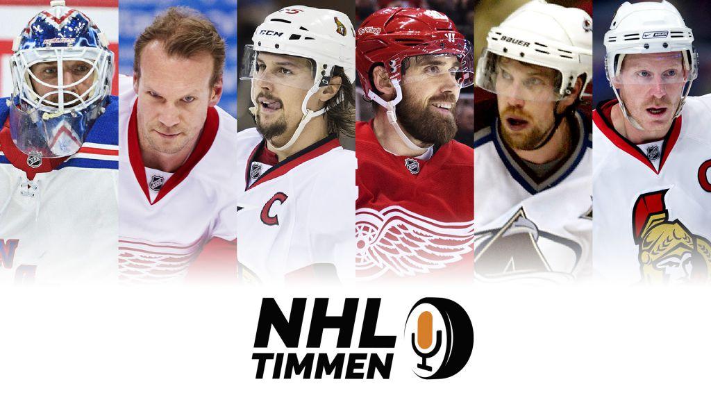 NHL-TIMMEN: Vilken svensk har svarat för den bästa slutspelsinsatsen?