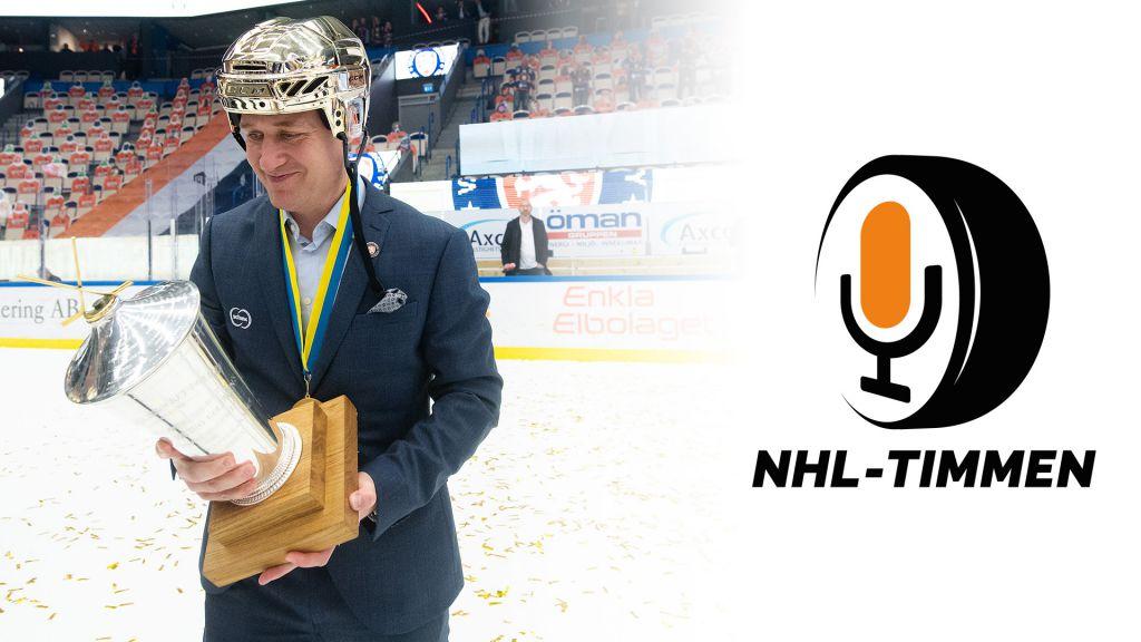 NHL-TIMMEN: Så kan Sam Hallam bli NHL-coach