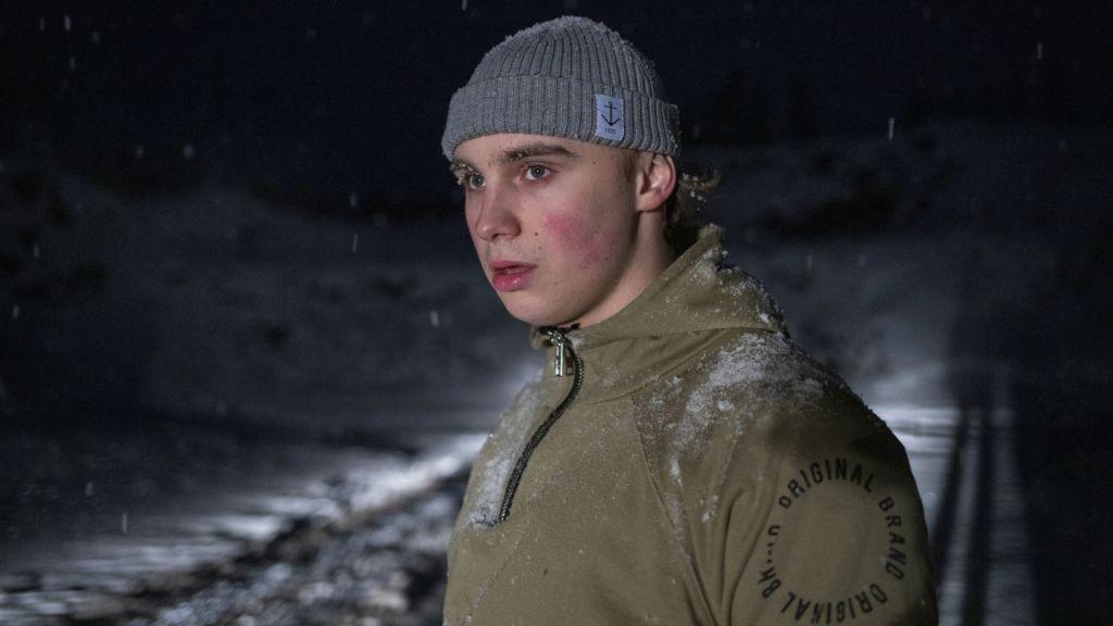 Oliver Dufåker spelar Kevin Erdahl i Björnstad.