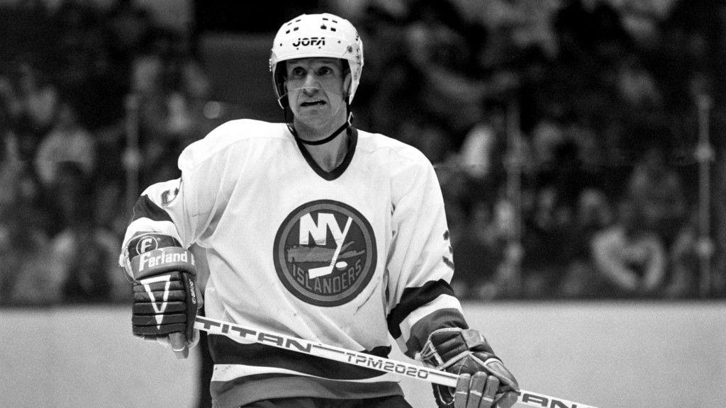 Tomas Jonsson gjorde över 600 matcher för Islanders.