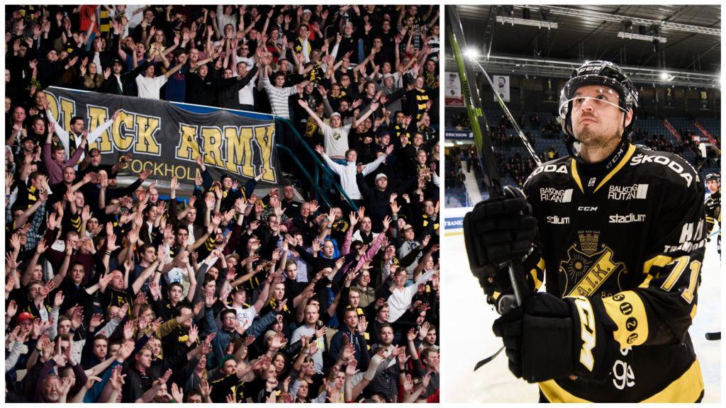 """Alexander Deilert blev svårt sjuk i corona – nu ska han vinna med AIK: """"Det jag känner att jag saknar"""""""