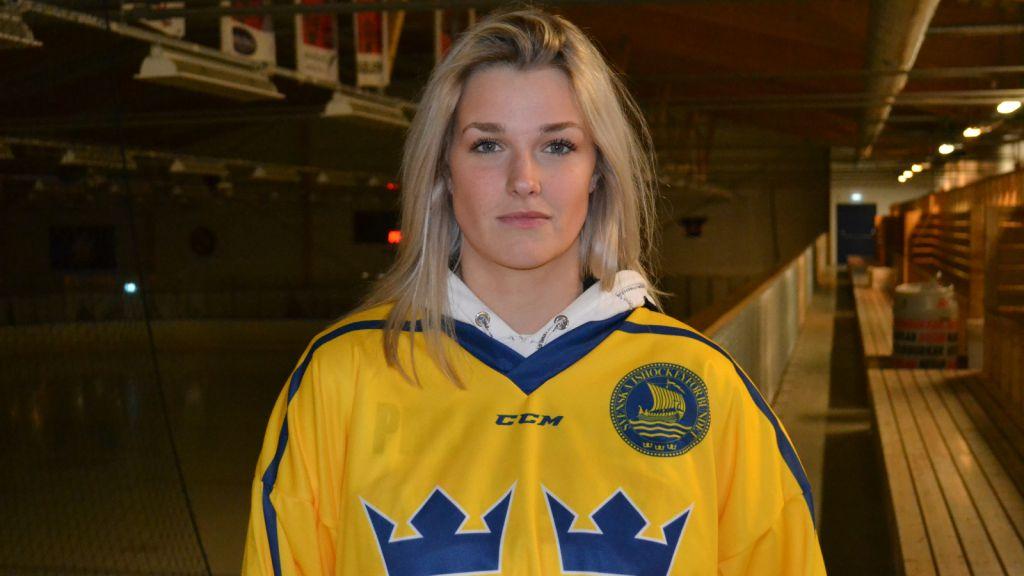 Amanda Johansson siktar mot Damkronorna.
