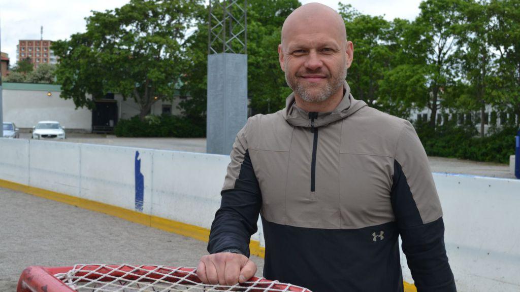 Andreas Johansson om karriären och dreven: