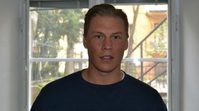 David Åslin.
