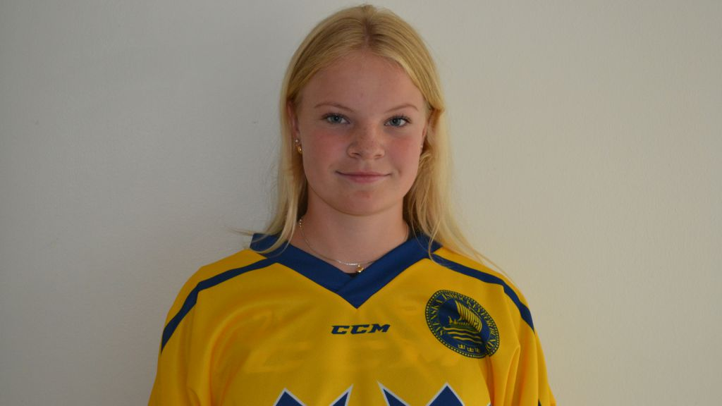 Astrid Lindeberg hoppas få chansen i ett landslag nästa säsong.