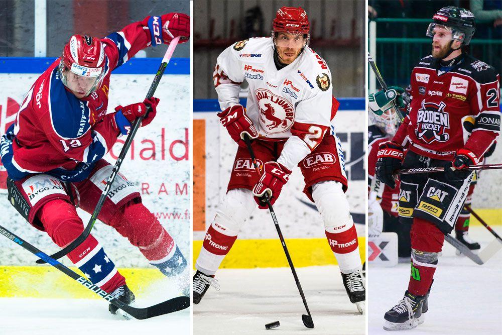 Hockeyettans bäst genomtänkta lagbyggen