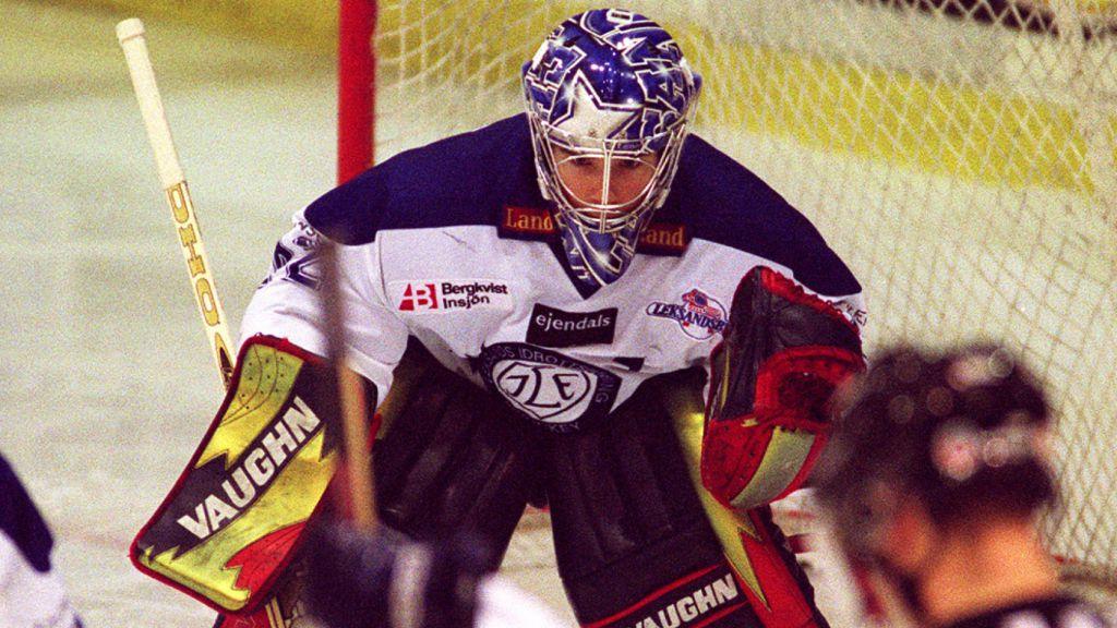 Sean Gauthier minns tiden i Sverige som sin bästa i karriären.