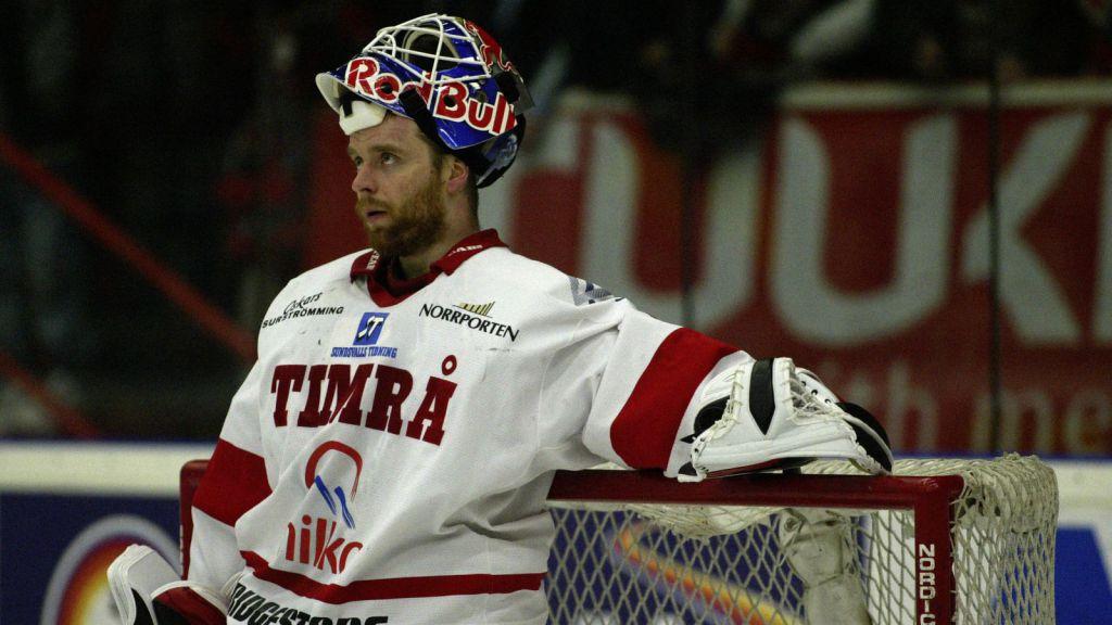 Världsmålvakten Kiprusoff spelade i Timrå under lockouten.
