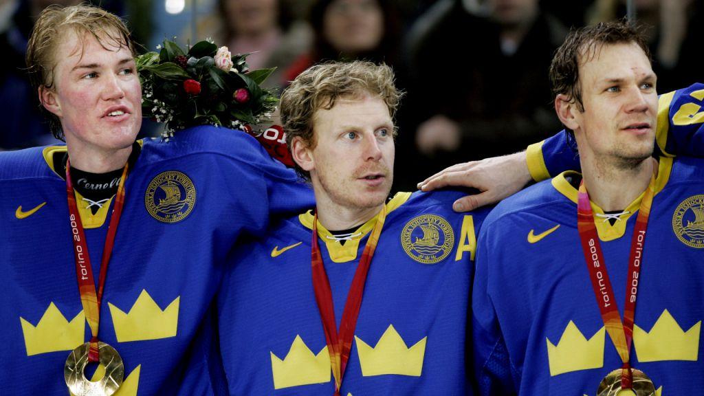 Nicklas Lidström avgjorde OS-finalen.