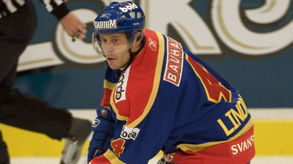 Martin Lindman avslutade elitkarriären i Djurgården.