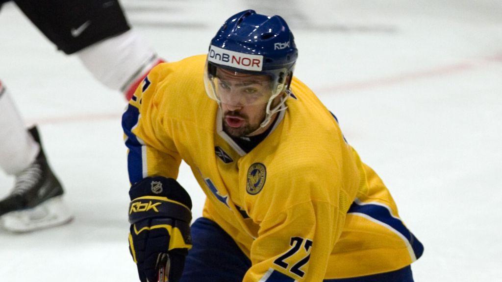 Daniel Rahimi på JVM i Leksand/Mora 2006/07.