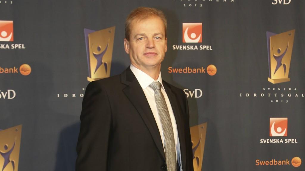 Bengt-Åke Gustafsson.