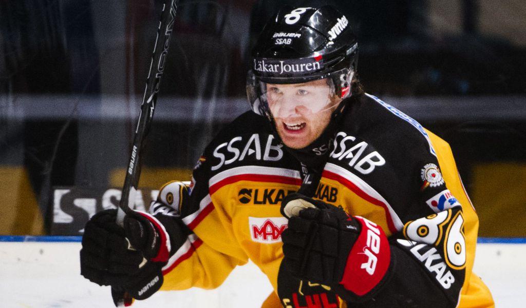 Linus Klasen har Luleå i hjärtat.