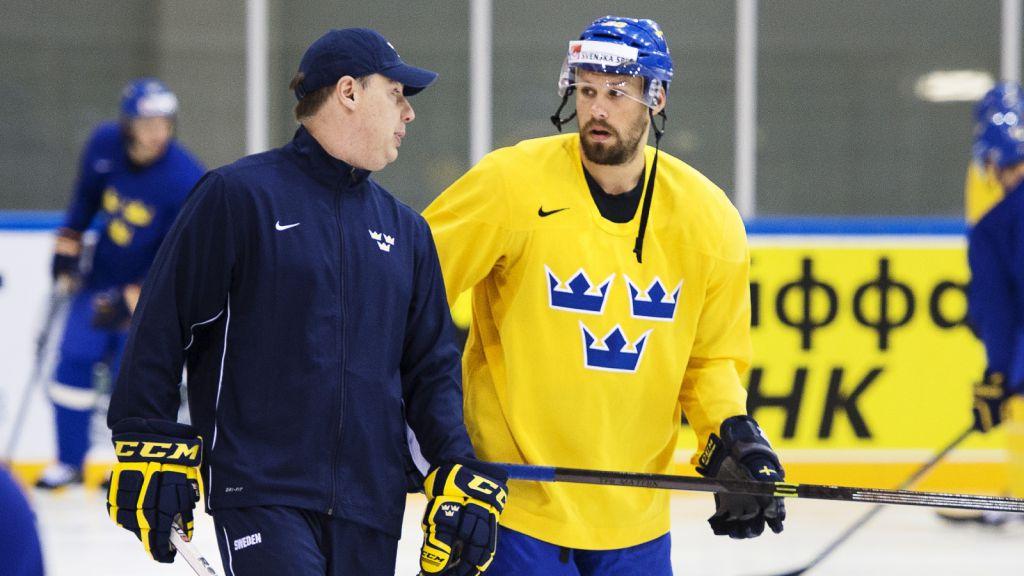 Rikard Grönborg och Dick Axelsson.