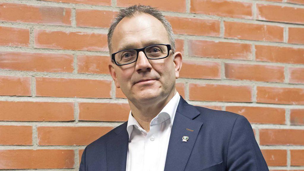 Stefan Larsson är vd i Färjestad