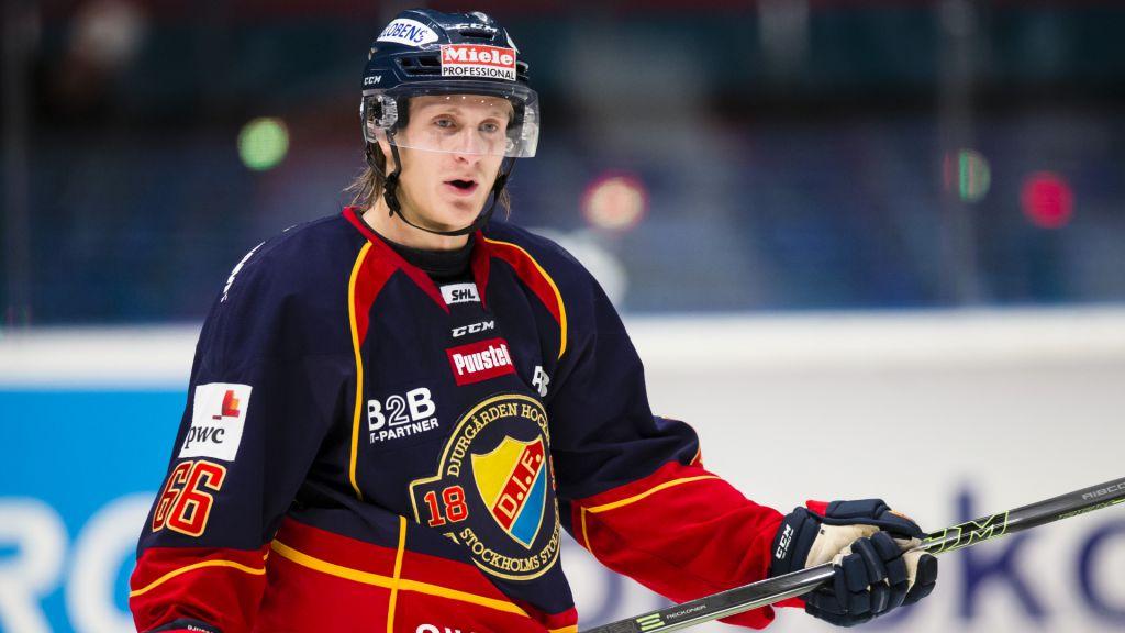 Marcus Sörensen hade gärna återvänt till Djurgården.