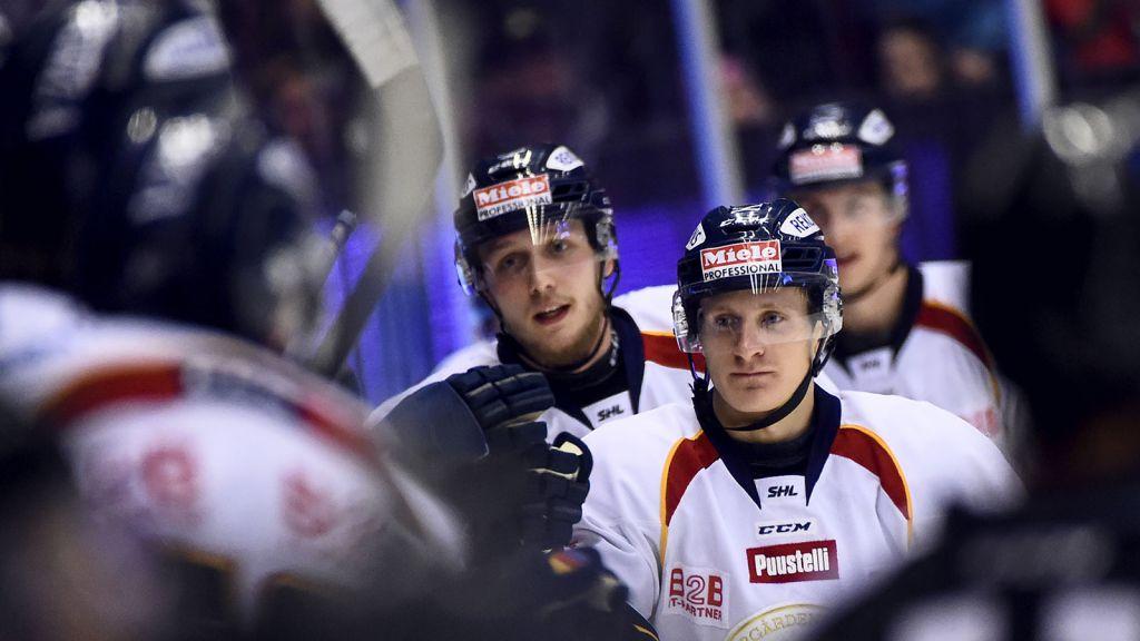 Lundberg och Sörensen tog upp Djurgården till SHL.