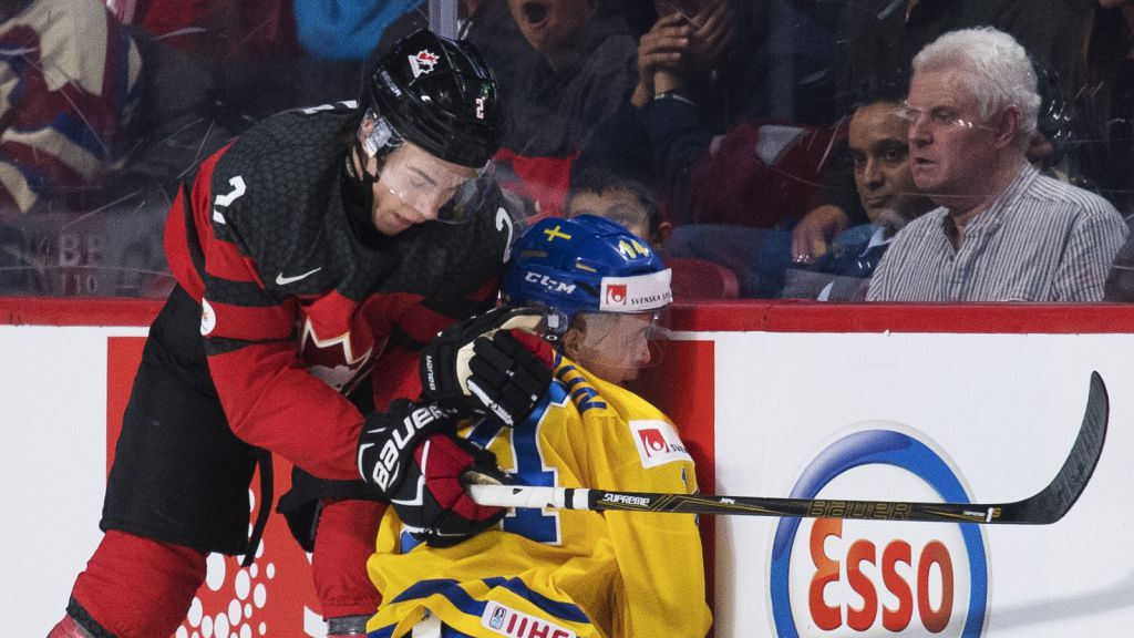 Juniorvärldsmästaren prisad i AHL