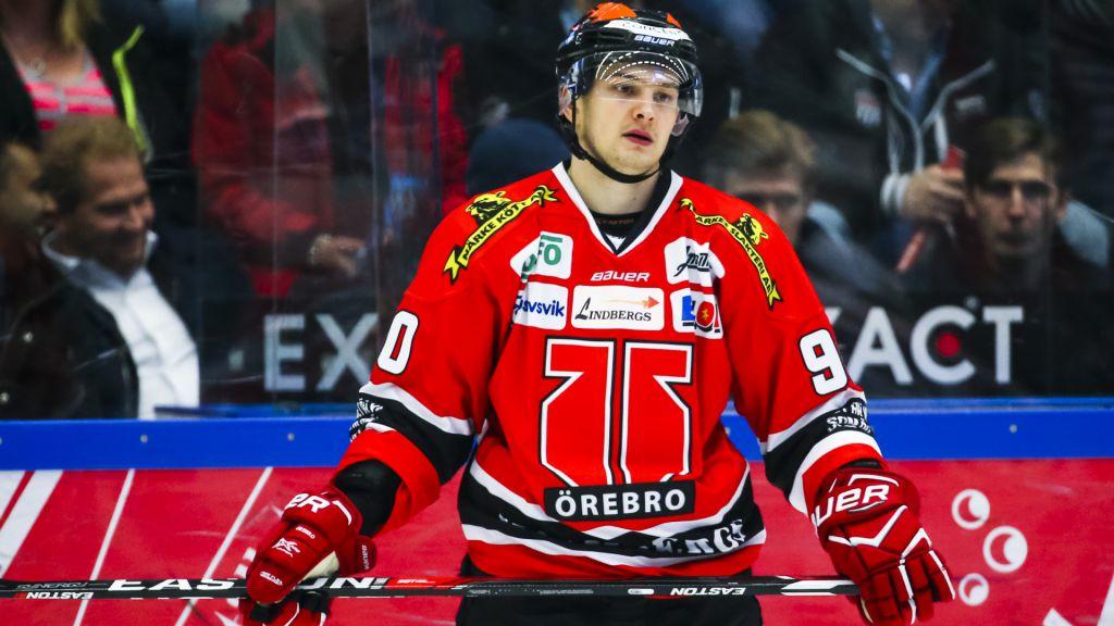 Bröt med KHL-klubben – klar för spel i Schweiz