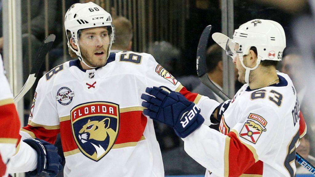 Florida har både Mike Hoffman och Jevgenij Dadonov på utgående avtal.