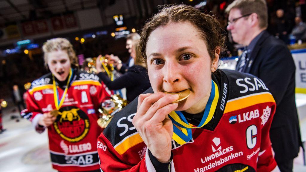 TV: Se SDHL Awards på hockeysverige.se