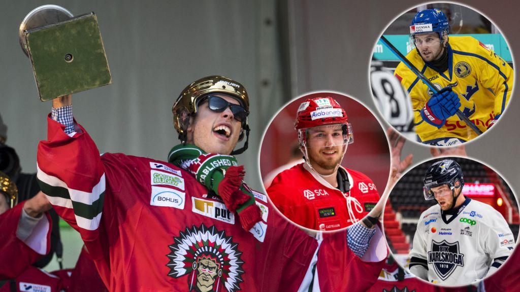 OLAUSSON: Hockeyallsvenskans mest spännande värvningar
