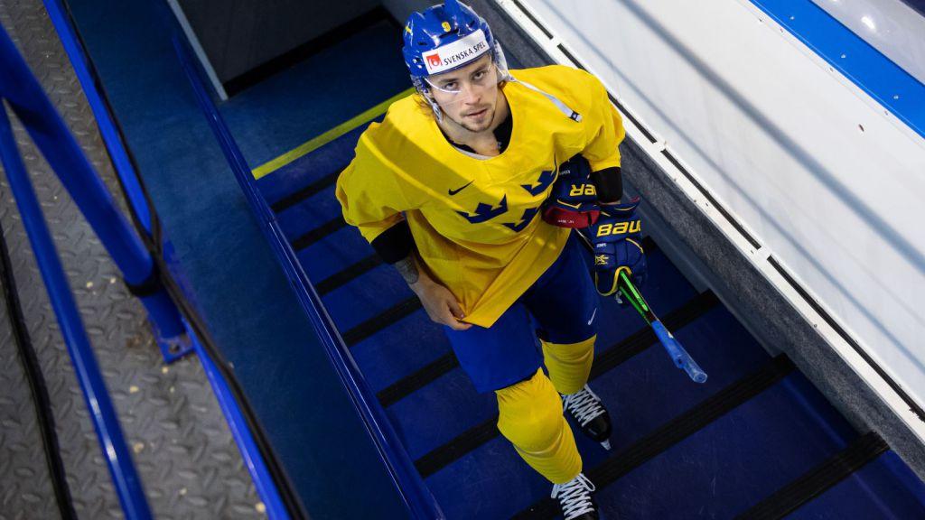 NHL-svensken tackar ja till VM-spel