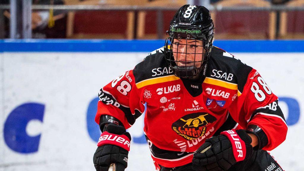 Planenlig seger för Luleå – Savolainen med hattrick