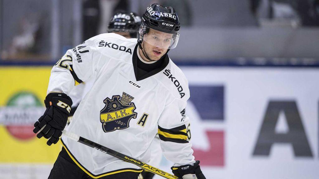Lämnar AIK - återvänder till tidigare klubben