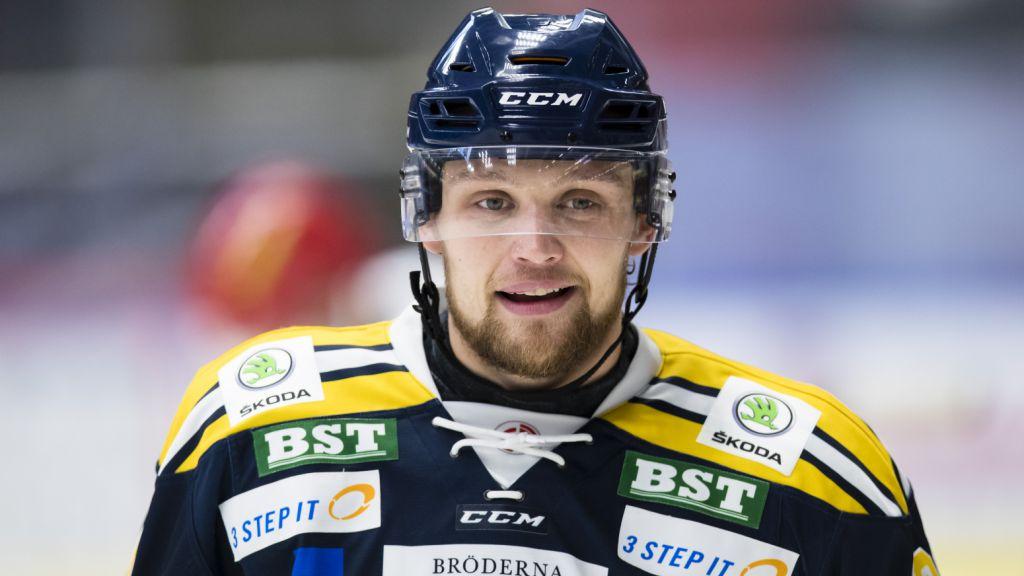 Blickar Ludwig Blomstrand mot spel i en högre liga nästa säsong?