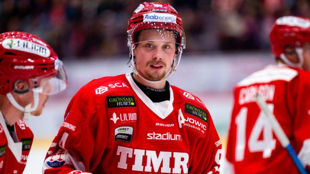 Jonathan Dahlén med nya mål för Timrå