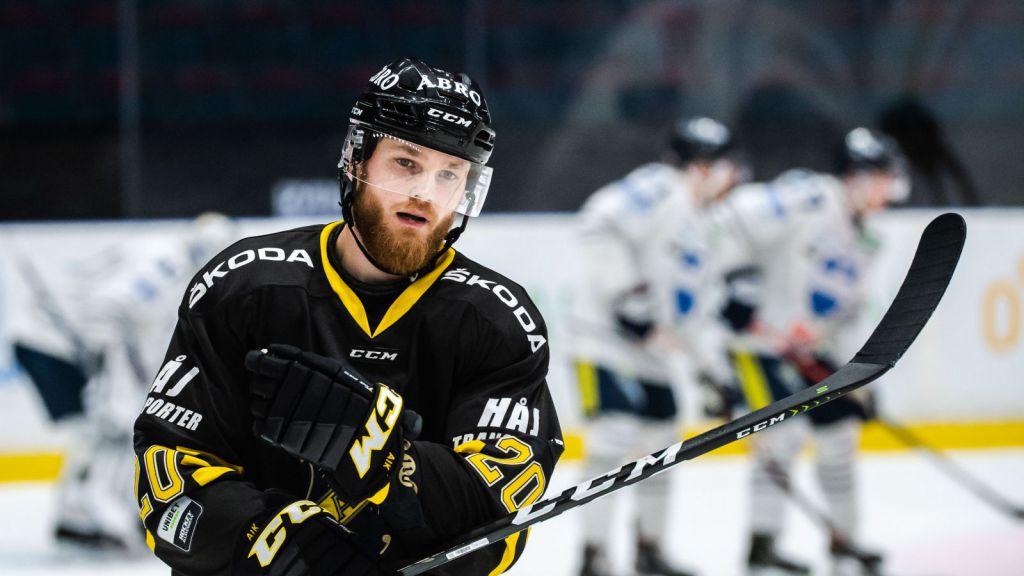 SHL-meriterade forwarden återvänder till AIK