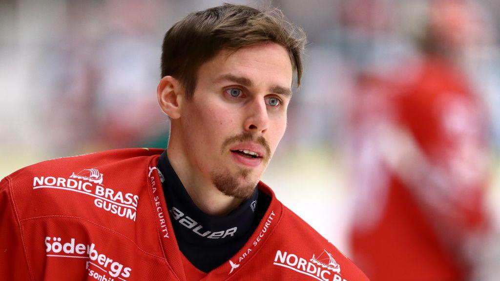 Jens Holmström.