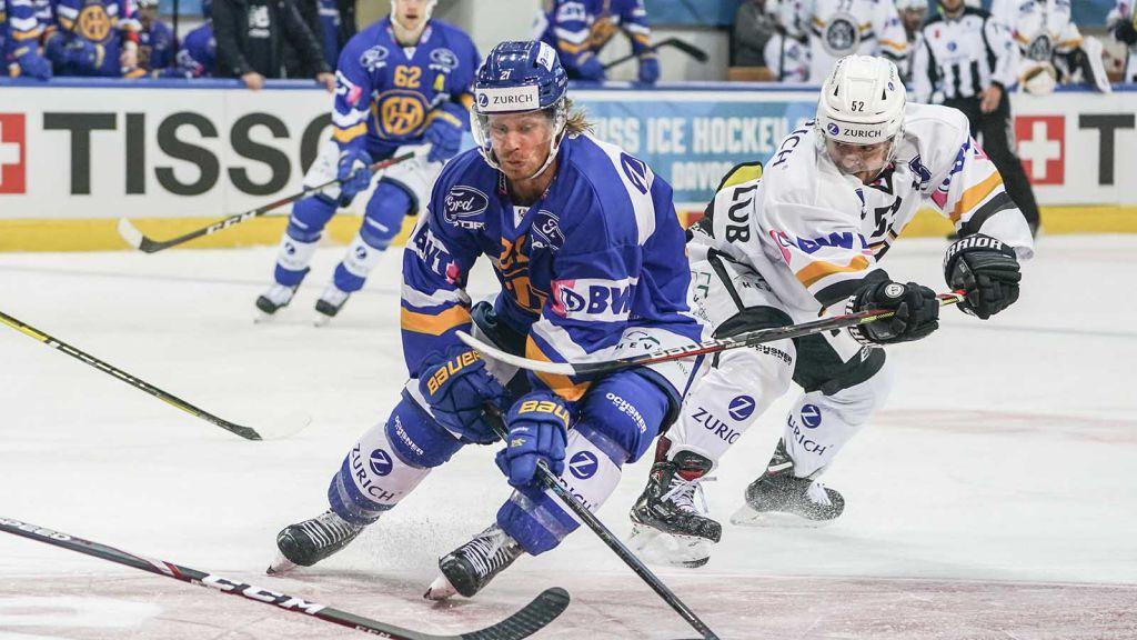 Mattias Tedenby håller sig undan från skidorna, men åker gärna slalom mellan motståndarna.