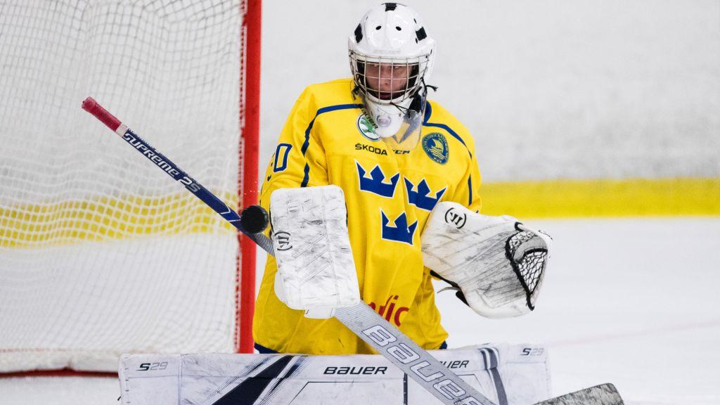 U18-landslaget tappade mot Finland